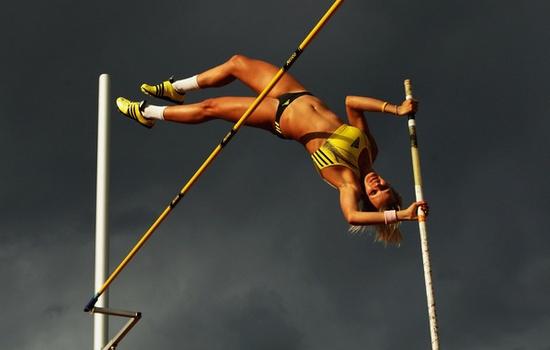 Vicky Parnov Hottest Female Athletes
