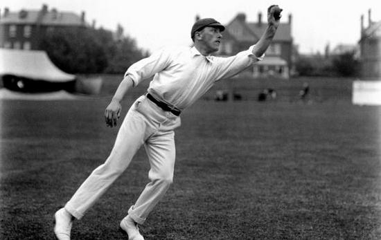 Wilfred Rhodes Strangest Cricket Facts