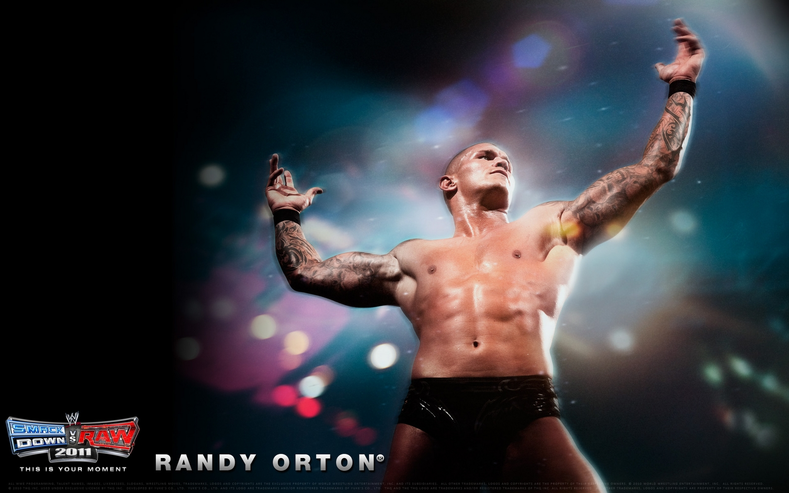 Randy Orton HD Wallpaper