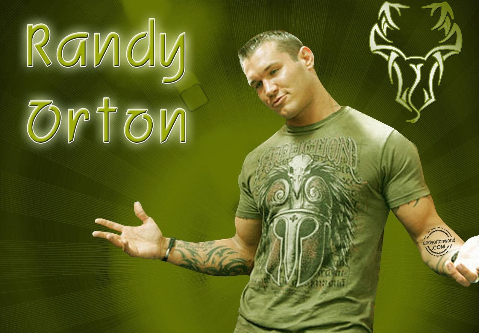 Randy Orton HD Wallpaper