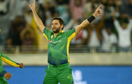 Shahid Afridi is Leading Wicket Takers in T20 International Cricket