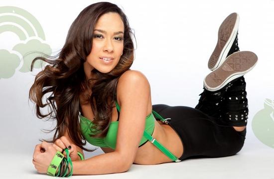 AJ Lee hottest WWE Divas