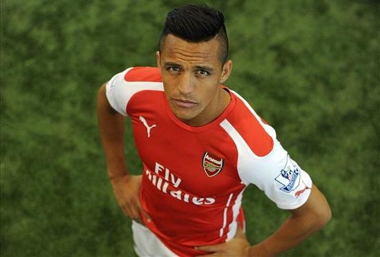 Alexis Sanchez Top Transfers in English Premier League