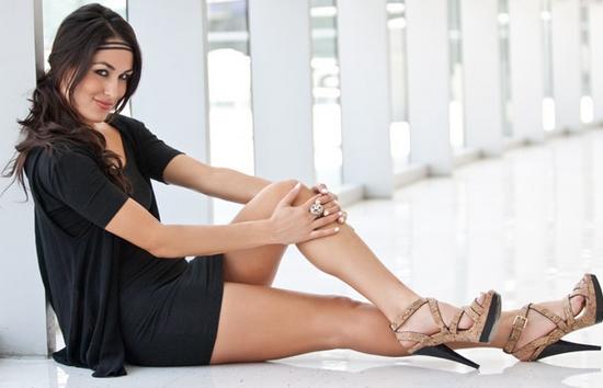 Brie Bella hottest WWE Divas