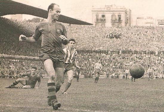 César Rodríguez Highest Goal Scorers in La Liga
