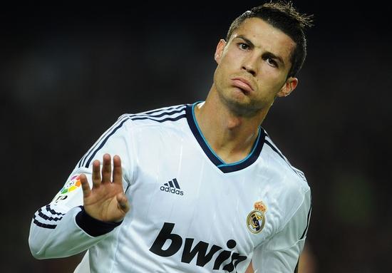 Cristiano Ronaldo Highest Goal Scorers in La Liga