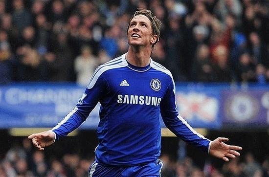 Fernando Torres Top Transfers in English Premier League