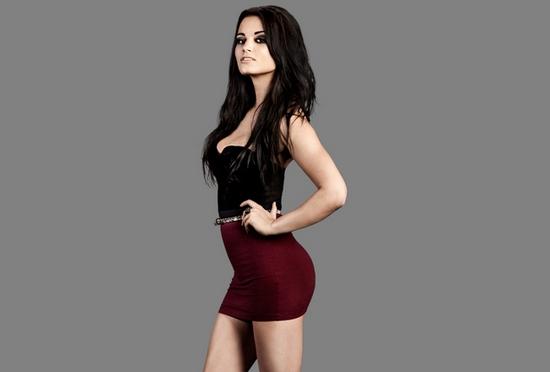 Paige hottest WWE Divas