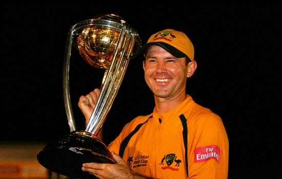 Ricky Ponting Most Successful Captains