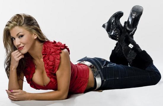 Rosa Mendes hottest WWE Divas