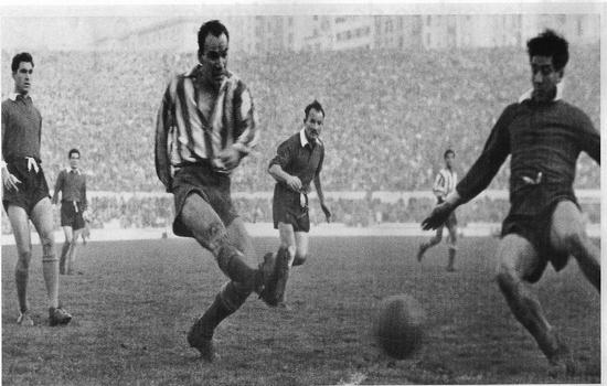 Telmo Zarra Highest Goal Scorers in La Liga