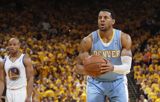 Most Muscular NBA Players Andre Iguodala