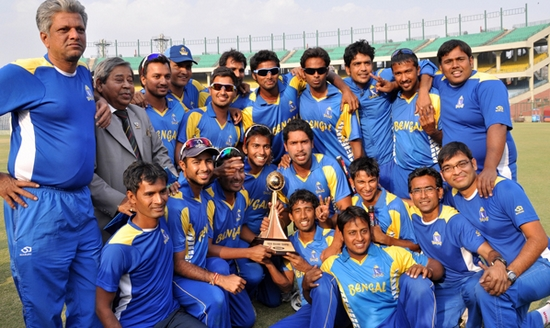 Bengal Cricket team Longest Winning Streaks in T20