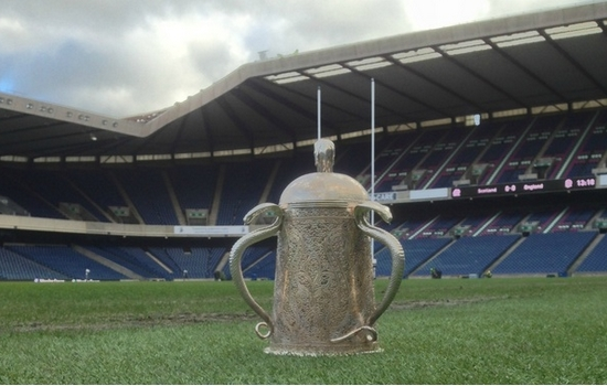 Calcutta Cup Oldest Sports Trophies