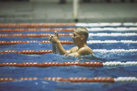 Don Schollander Top 10 Olympic Medalists in Swimming