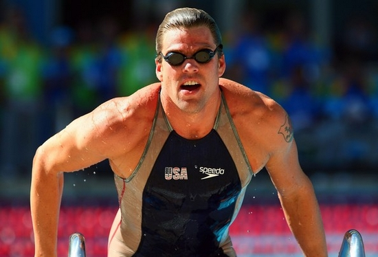 Gary Hall Jr Top 10 Olympic Medalists in Swimming