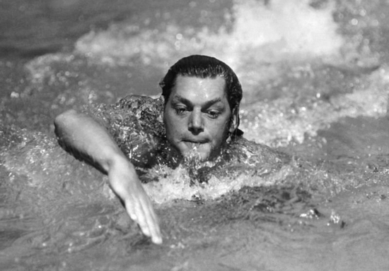 Johnny Weissmuller Top 10 Olympic Medalists in Swimming