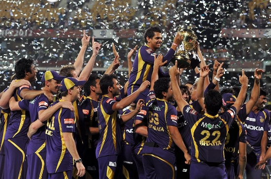 Kolkata Knight Riders Longest Winning Streaks in T20