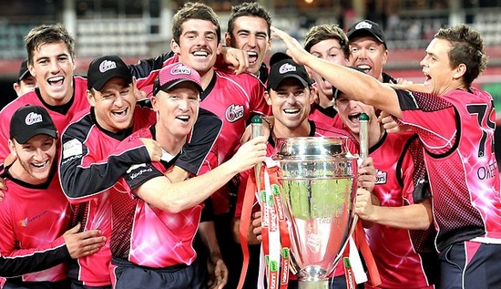 Sydeny Sixers Longest Winning Streaks in T20