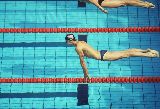 Tom Jager Top 10 Olympic Medalists in Swimming
