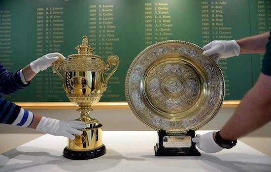 Wimbledon Oldest Sports Trophies