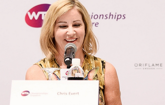 Chris Evert WTA Tour Championships Winners