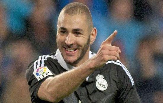 Karim Benzema highest goal scorers