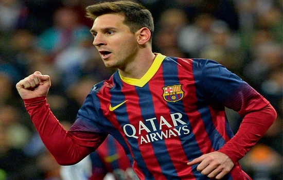 Lionel Messi Highest Goal Scorers in Champions League