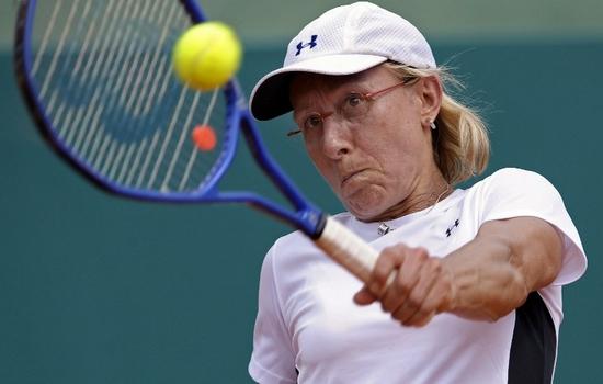 Martina Navratilova WTA Tour Championships Winners