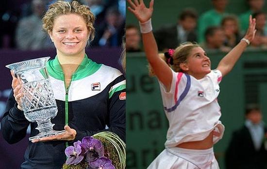 Monica Seles WTA Tour Championships Winners