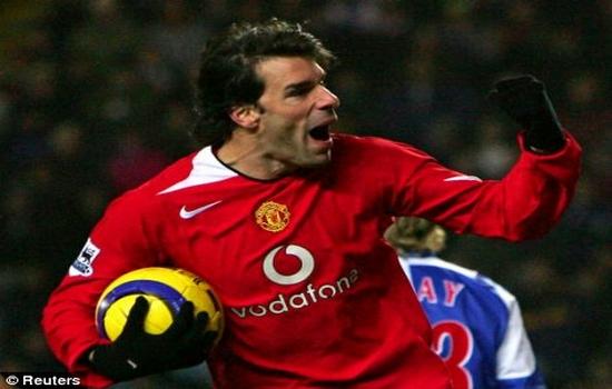 Ruud van Nistelrooy Highest Goal Scorers in Champions League