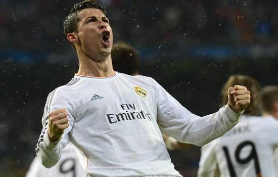 Cristiano Ronaldo is one of the Top goal scorers in La Liga season 2014-2015