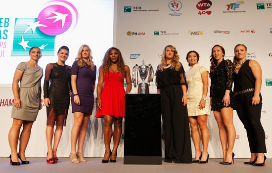 Overview of Top WTA Tour Championships Winners