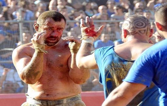 Calcio Storico Most Violent Sports in the World