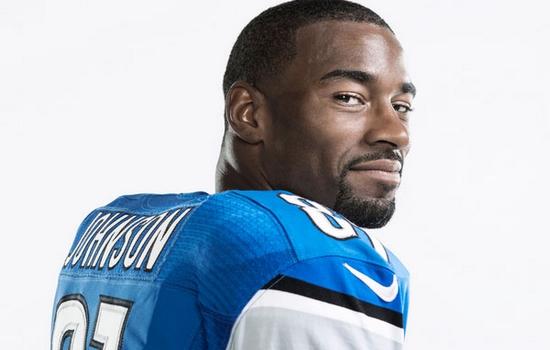 Calvin Johnson Handsome NFL Players
