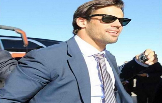 Eric Decker Handsome NFL Players