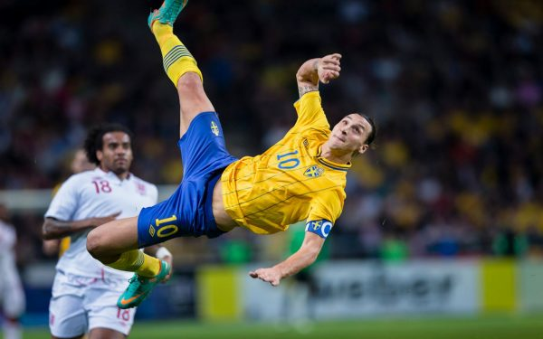 Zlatan Ibrahimovic 4 Zlatan Ibrahimovic HD Wallpapers