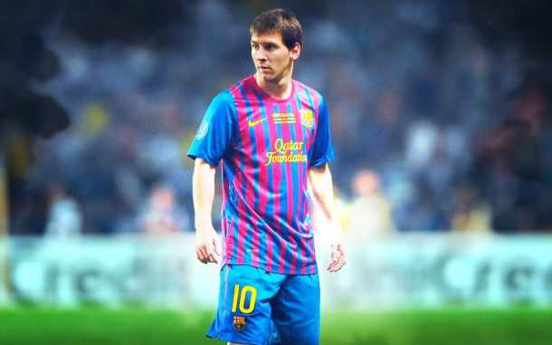 fantastic Messi HD Wallpapers