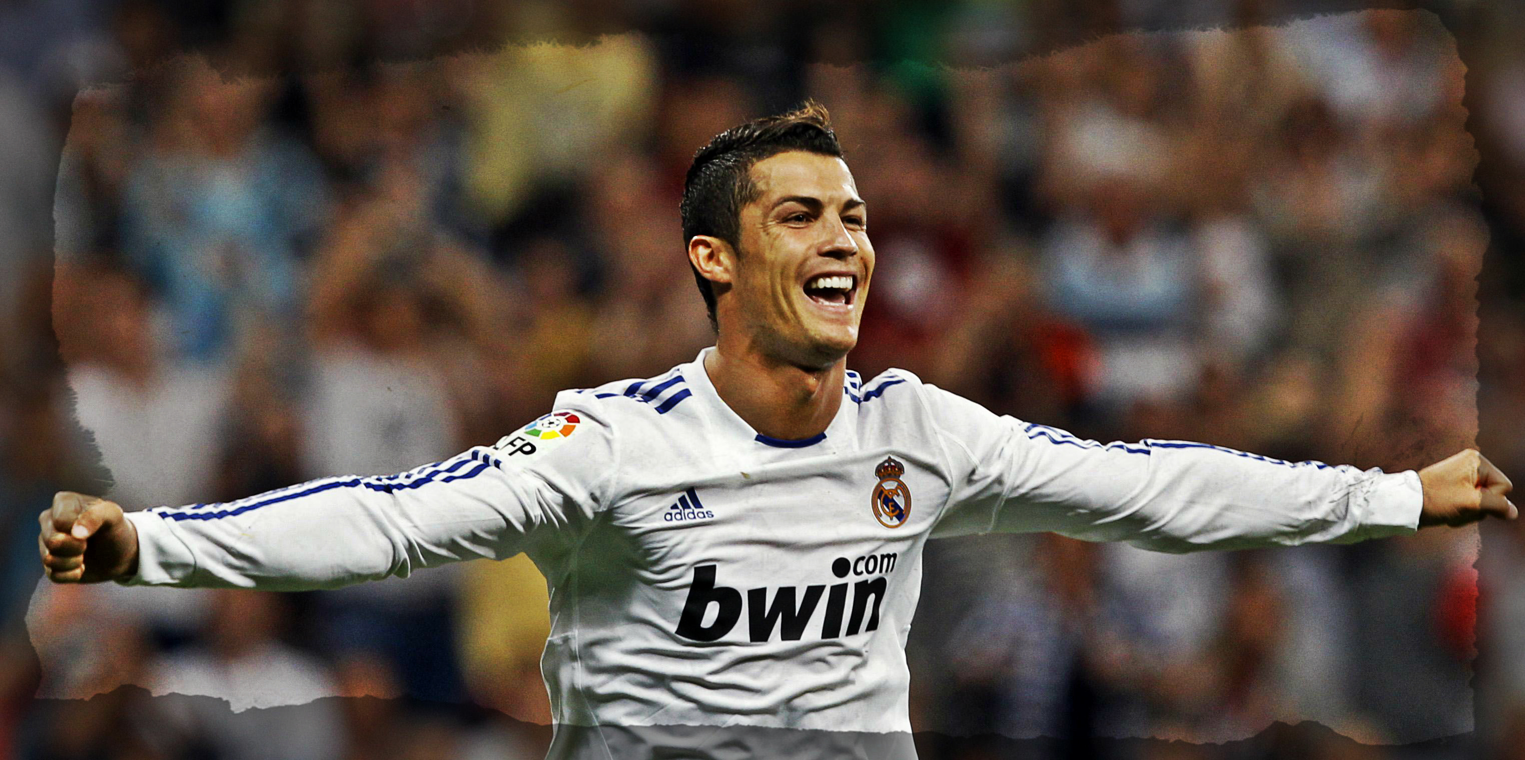 Best Cristiano Ronaldo Celebration Wallpapers Full HD 2015