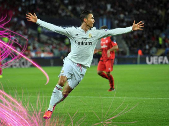 Cristiano Ronaldo Celebration Wallpapers Full HD