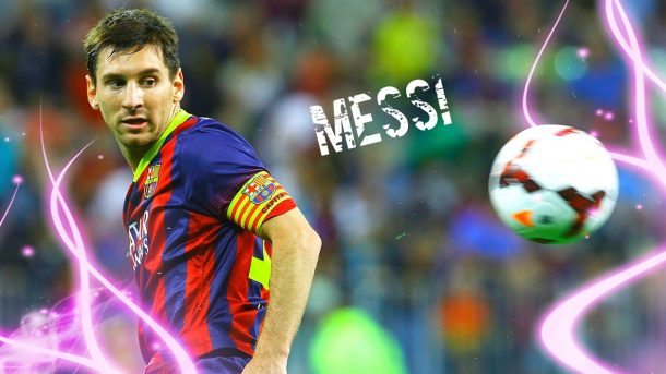 Messi awesome Wallpapers