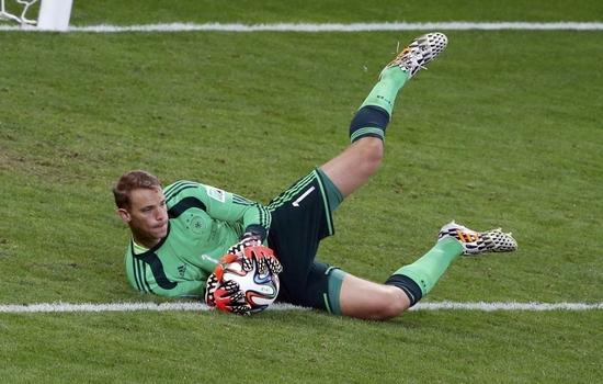 Manuel Neuer FIFA Ballon D'or 2014 shortlisted