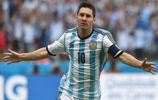 Messi FIFA Ballon D'or 2014 shortlisted