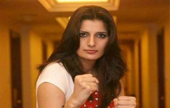 Sonika Kaliraman Hottest Indian Women in Sports