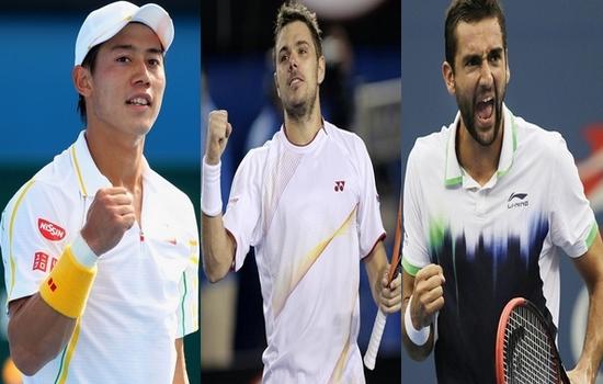 Tennis Grand Slam Winners 2014