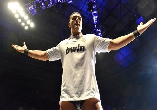 Alberto Del Rio WWE Superstars Favorite Football