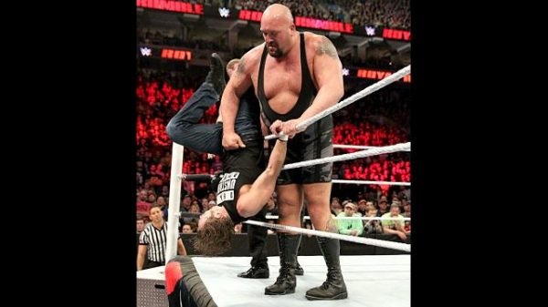 Big show WWE Royal Rumble 2015 Pictures