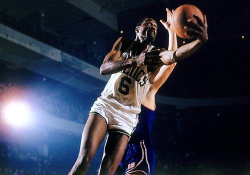 Bill Russell NBA MVP Award