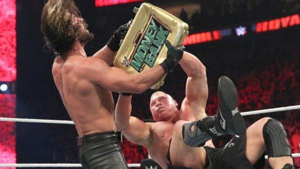 Brock WWE Royal