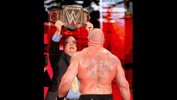 Champion WWE Royal Rumble 2015